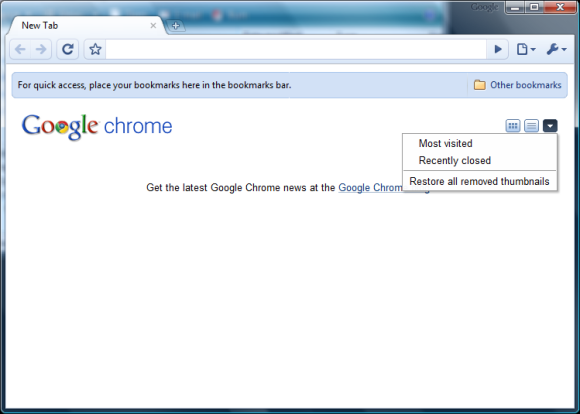 Restoring Chrome Tabs Without The Restore Button Btc 4 Animals