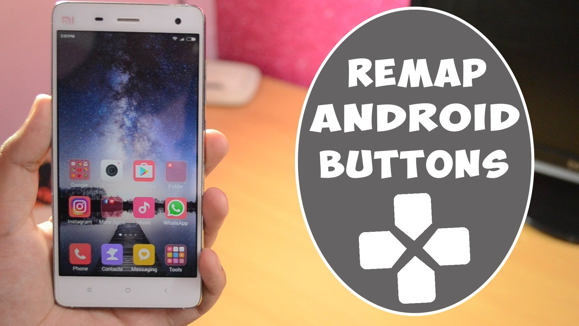 Remapping Android Hardware Buttons Without Rooting Your